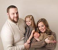 Jonathon Barnes and Family
