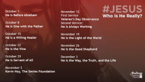 #Jesus - Who is He Really?