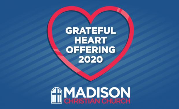 Grateful Heart Offering 2020 Logo