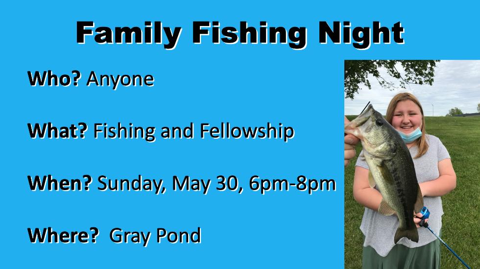 Family Fishing Night 2021